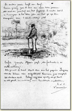 Letter from Vincent van Gogh to Theo van Gogh, Etten, September 1881.