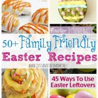 52 best easter inspiration images on pinterest easter ideas in need of recipe ideas for easter ive pulled together an awesome collection of family friendly easter recipes negle Gallery