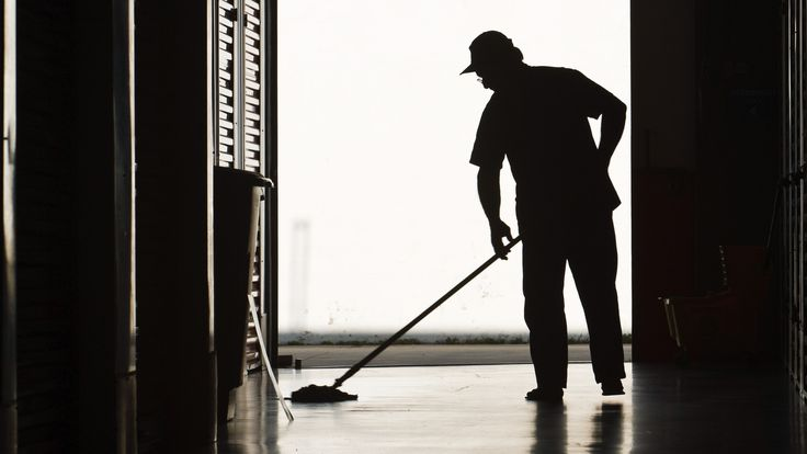 An Open Letter From A Janitor - another word for janitor