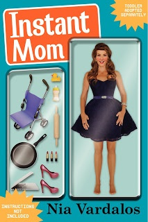 This Mom Loves: My Momterview with Nia Vardalos about her new book, Instant Mom