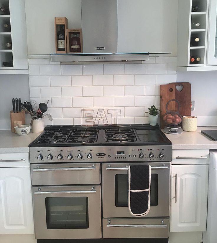 Les Meilleures Idées De La Catégorie Rangemaster Oven Sur - Gaziniere gaz four chaleur tournante pour idees de deco de cuisine