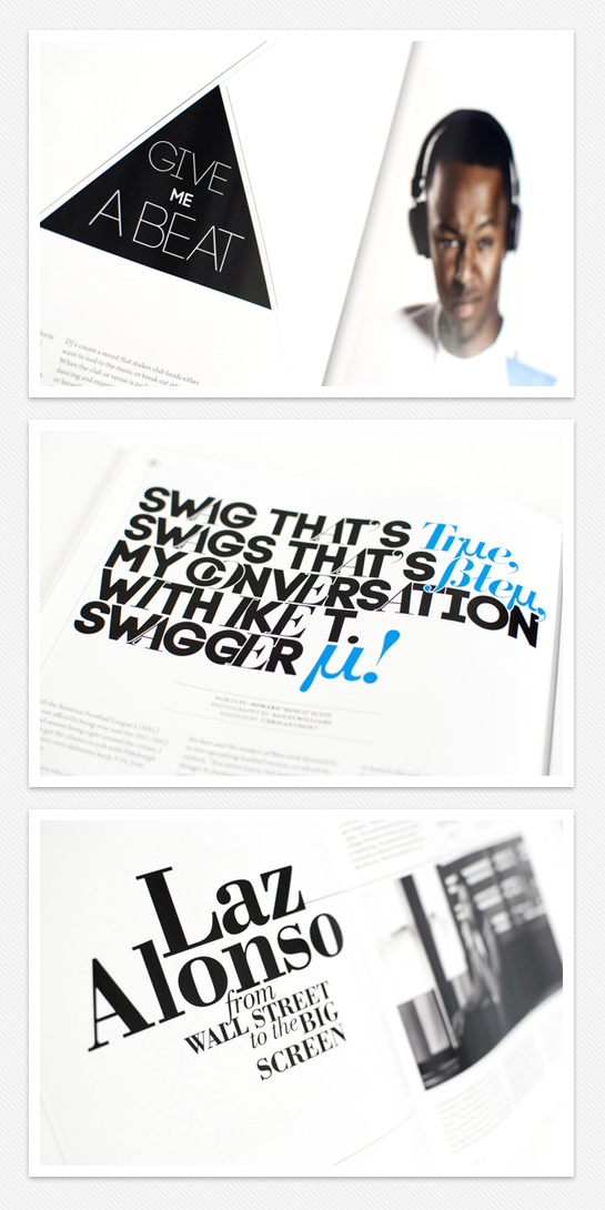 typography by Squat Design  behance.net
