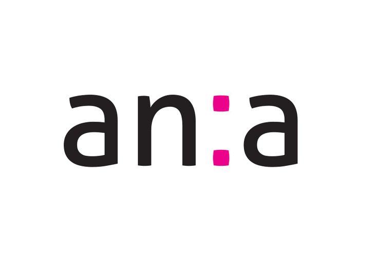 Anna Więckowska - logo 2014 #logo #design #name #komwiz