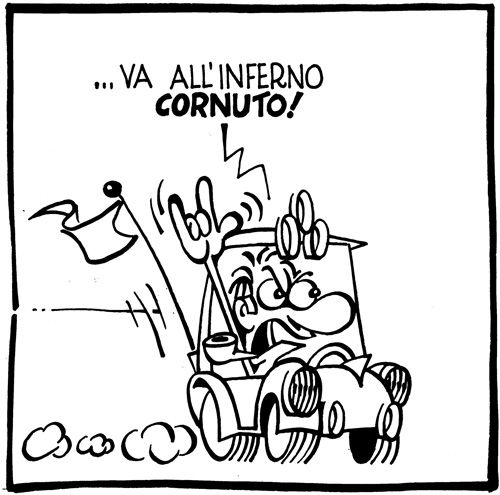 ITALIAN COMICS - SUV-VIA - Nuovo articolo di Alessandra Pelegatta:1