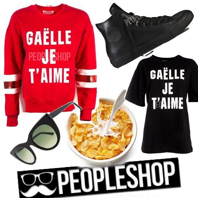 #gaelleparis #converserubber #kymesunglasses #oodt #fashion #cute #fashionstore #peopleshop #people