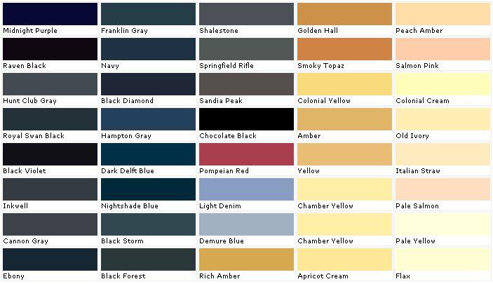 f7531ad2d2c79f1a6908fd8159dfc0ec  paint color chart color charts