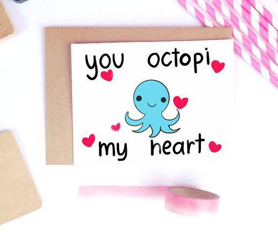 Vday Card Her, Funny Valentine Card, Cute Boyfriend Card, Cute Husband Card, Miss You Card, Fiance Card, Card for Girlfriend