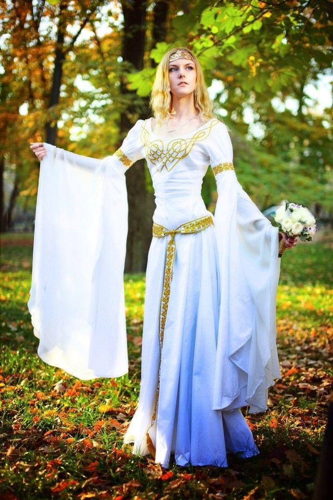 Средневековая мода