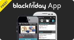 Get the Black Friday App to stay updated on all the great deals now and through Black Friday 2013! And it's FREE : ) #BlackFriday #iPhone #Android