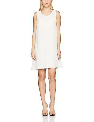 8, White (middle White), Teddy Smith Women's Rima Dress NEW