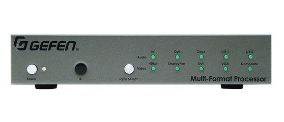 Gefen Audio/Video Multi-Format Processor