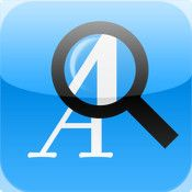 WhatTheFont - Identify the fonts in a photo or web graphic! Ever seen a great font in a magazine ad, poster, or on the web and wondered what font it is? Whip out your iPhone and snap a photo, and WhatTheFont will identify that font in seconds!