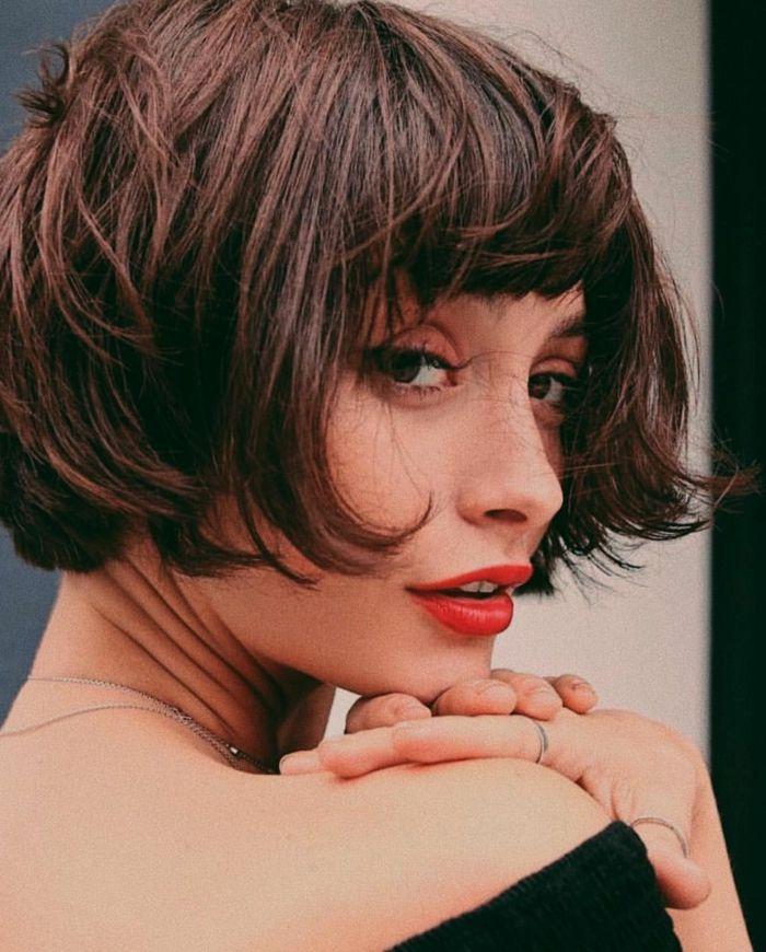 1001 Ideen Zum Thema Welche Frisur Passt Zu Mir Heisse Frisuren Zooey Deschanel Haarschnitt Bob