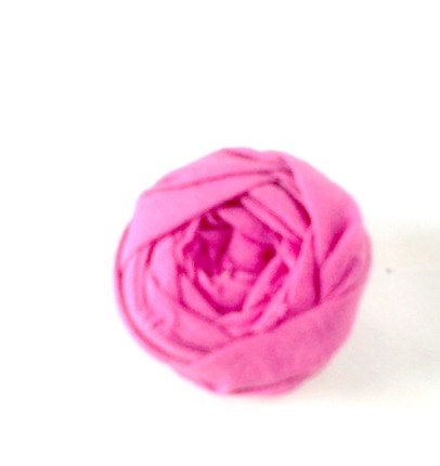Brooch fuchsia Brooch rose Gift by recyclingroom on Etsy, $8.00