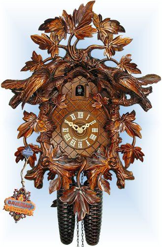 best traditional cuckoo clocks ideas cuckoo  german cuckoo clock carved style 16 inch authentic black forest cuckoo clock by schwer dv ❤♒thank❤you♒i❤❤❤you♒