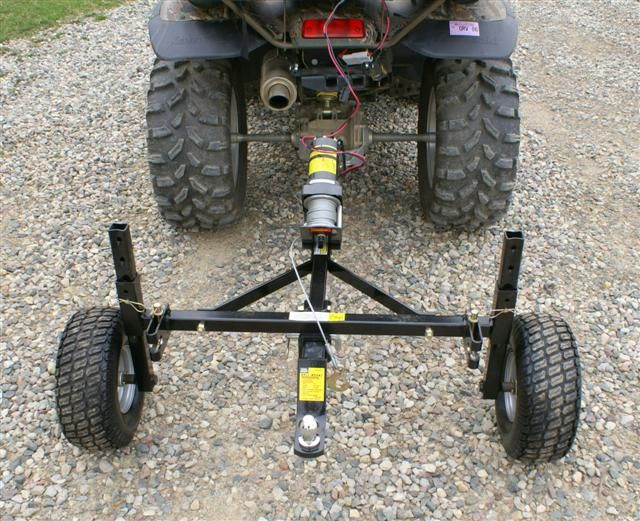Atv Farm Implements : Best images about hitch mount implement on pinterest