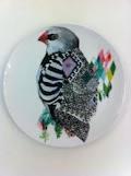 Love this plate by Miranda Skoczek