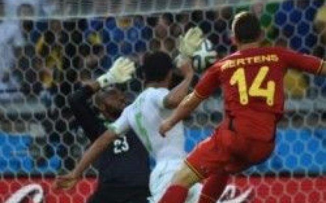 Belgio, trauma cranico per Mertens #nazionale