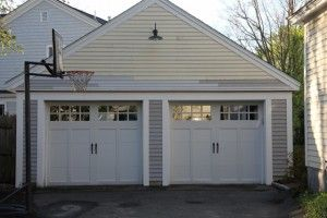 17 best images about project house boston home gets for Composite garage doors that look like wood