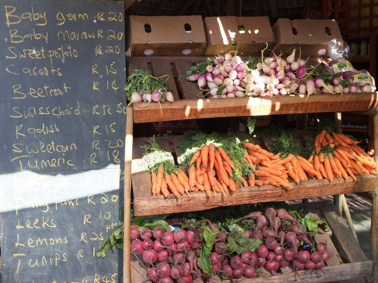 Bryanston Natural and Organic Market, Johannesburg, South Africa  | One Footprint On The World