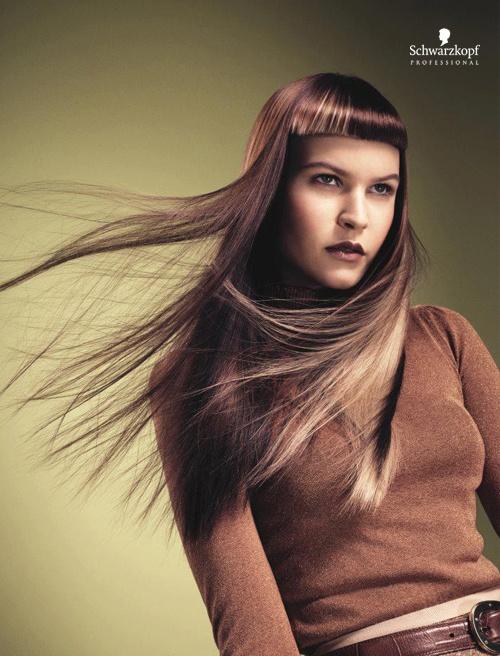 Essential Looks 2012. Eccentric Heritage. Schwarzkopf Professional.