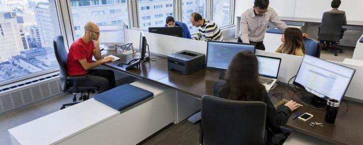 Déménagement des espaces de travail | SPATIUM