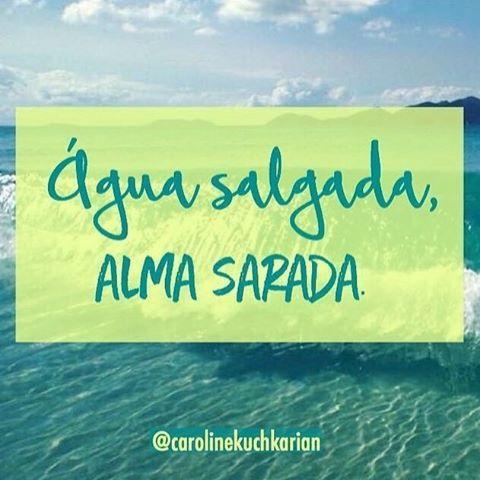 Falta pouco!!! #regram @carolinekuchkarian  #frases #férias #verão #mar #praia #fimdeano #carolinekuchkarian