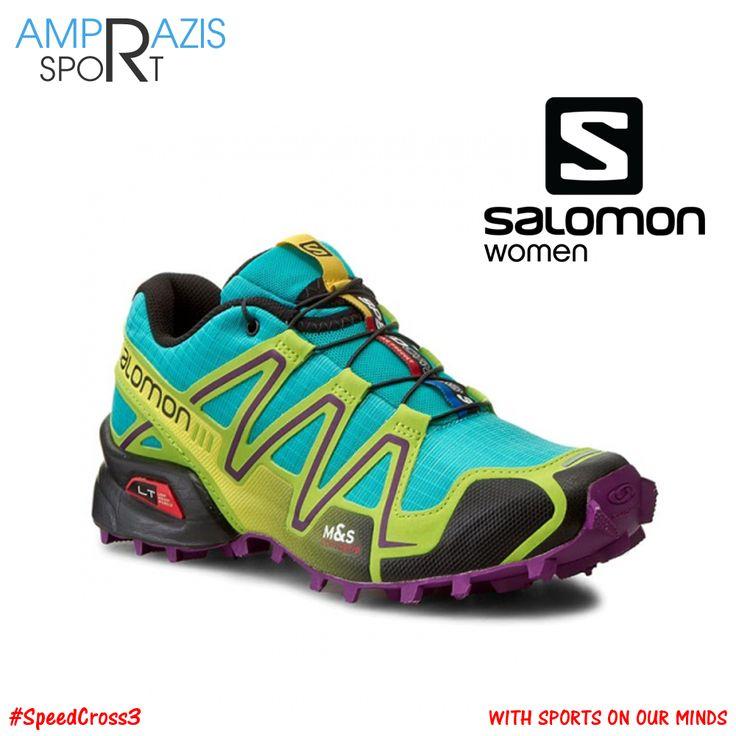Salomon Speedcorss 3 for women