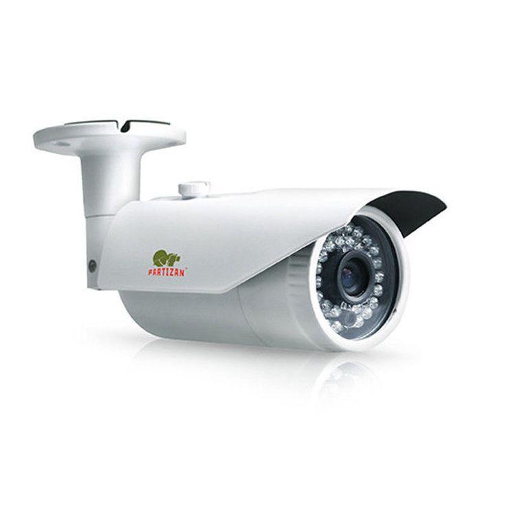 IP камера Partizan IPO-1SP POE v1.0, цена, купить в Киеве, доставка по Украине…