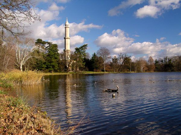 Lednicko Valtický areál : Minaret