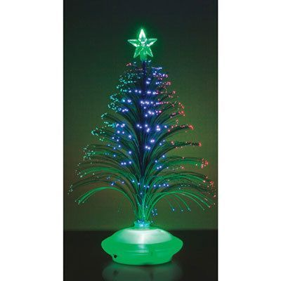 Fiber Optic Christmas Tree $8.99