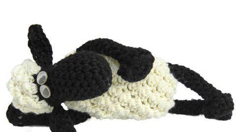 Shaun das Schaf - Häkelanleitung von Veronika Hug bei makerist
