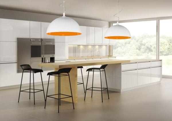 HEMISPHERE white-orange fluo L 6375 Nowodvorski Lighting - Lampy Nowodvorski - Autoryzowany sklep
