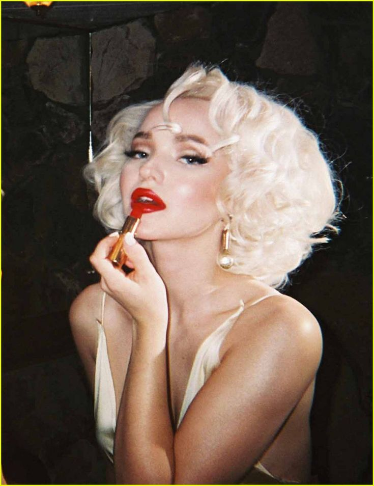Dove Cameron Transforms Into Marilyn Monroe for Her Sexiest Photo Shoot Yet!