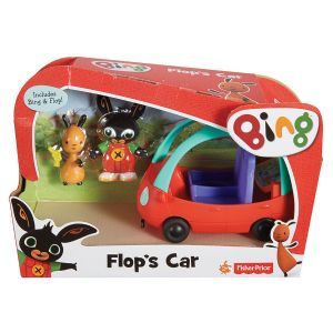 Bing Bunny - Flop's Car