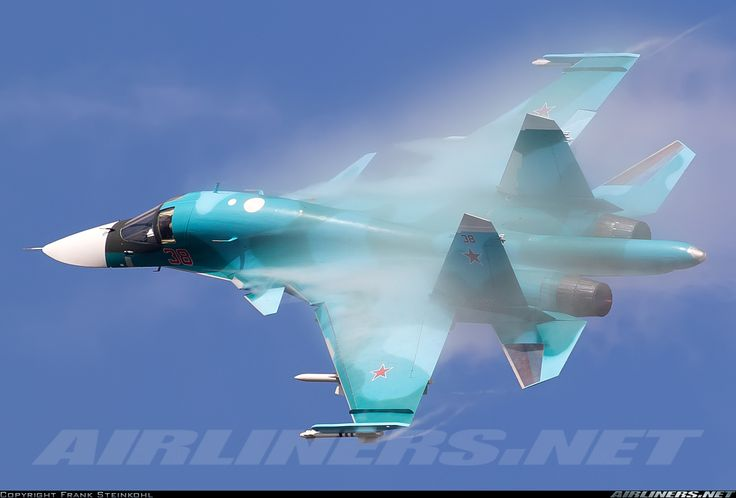 Sukhoi Su-34 - Russia - Air Force | Aviation Photo #2787433 | Airliners.net