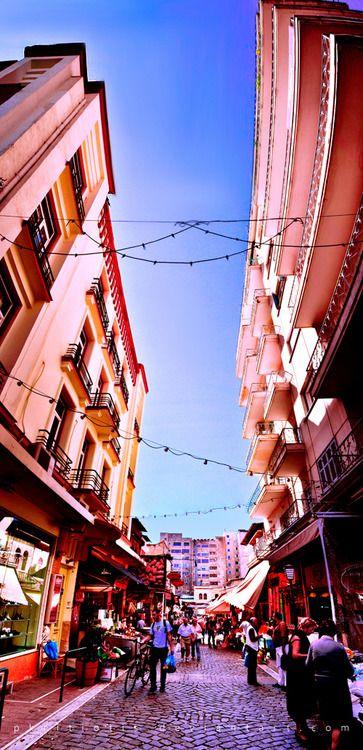 This is my Greece   Street market in Thessaloniki