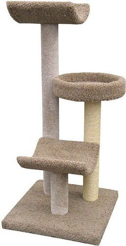 homemade cat tree plans | Design the cat tree or other items to be structurally sound.