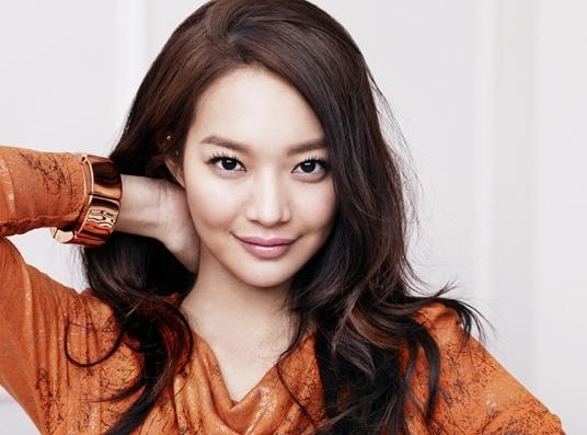 Shin Min-a, Korean actress