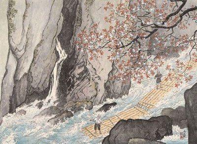 kawai_gyokudo,_spring.