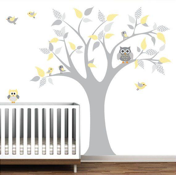Vinyl Wall Decals Baum mit von Modernwalls auf Etsy