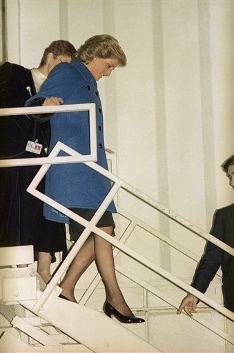 Princess Diana 1989..