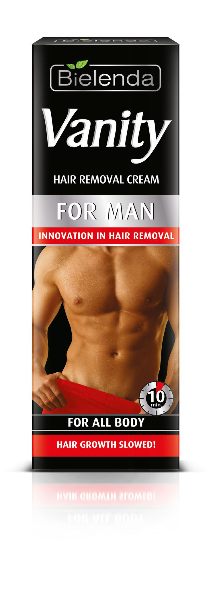 VANITY MAN Hair removal Cream for man