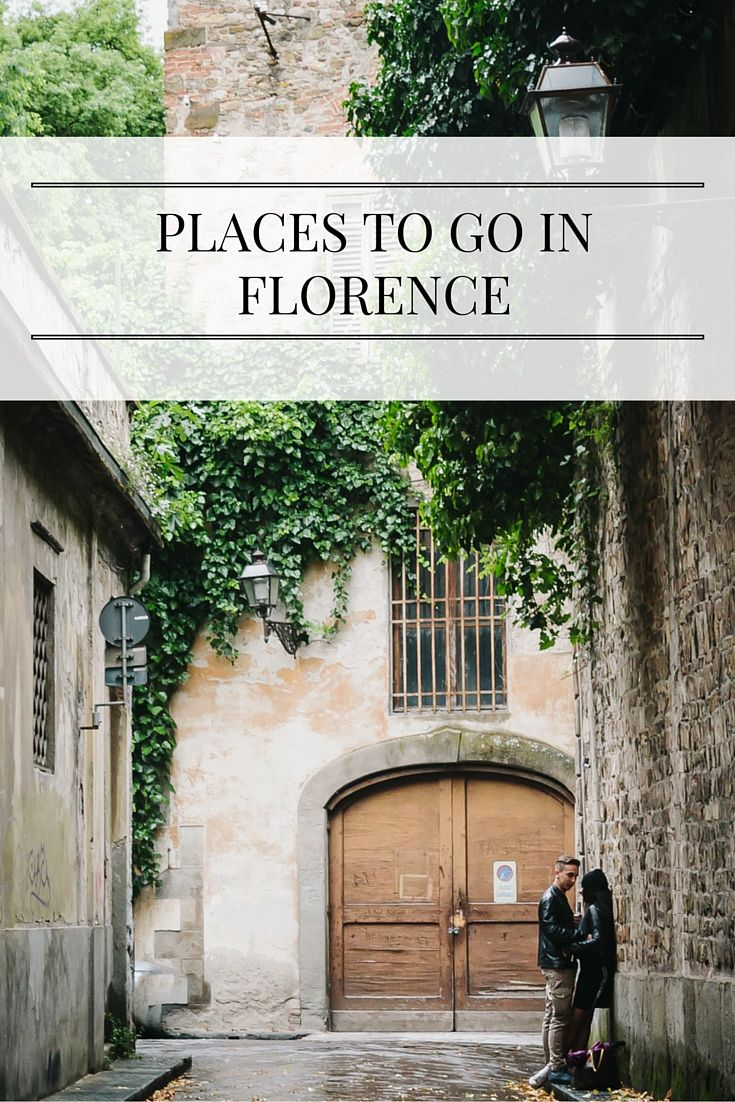 Read more about the places to go in #Florence! Check our Travel & Photography blogpost for more inspiration!