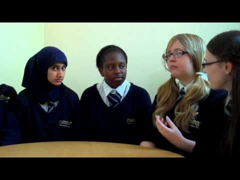 Student Digital Leaders at Denbigh High School