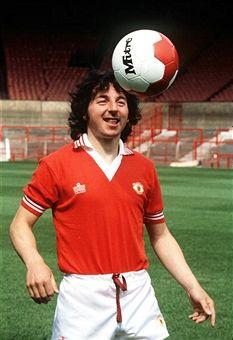 Mickey Thomas Manchester United 1980