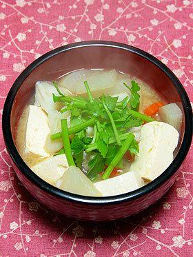 タラのじゃっぱ汁風 by 堀 清戸 レシピ 食べ物のアイデア じゃっぱ汁 クッキング
