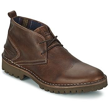Chaussures Homme Boots TBS MAXIME Caramel