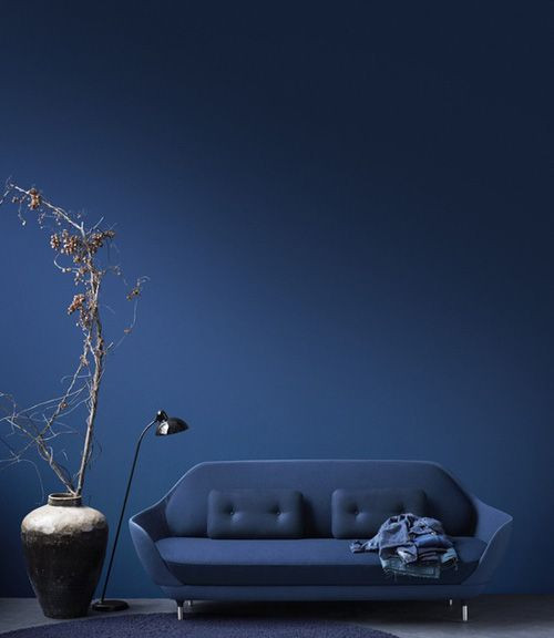 Ambiance bleue / Blue Atmosphere