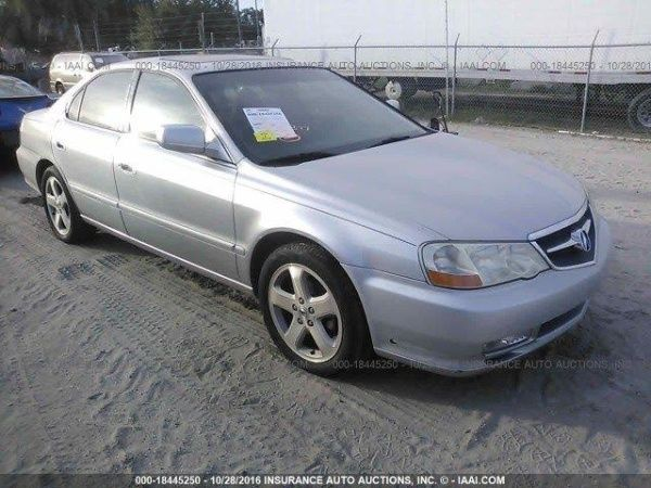 Used 2002 Acura TL for Sale in Jacksonville, FL – TrueCar
